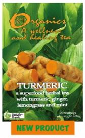 Organic Turmeric Tea