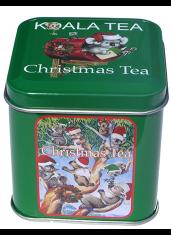 Christmas Tea Tin from Koala Tea Company