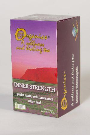 Inner Strength Certified Organic Tea made by Koala Tea Company