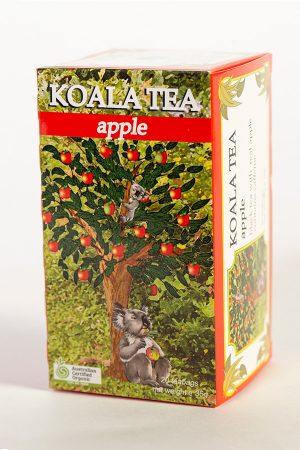 Apple Tea Certified Organic made by Koala Tea Company