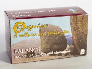 Balance Certified Organic Tea made by Koala Tea Company