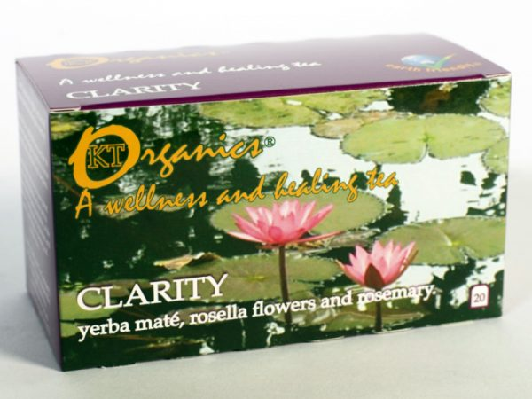 Clarity Organic Tea Certified Organic made by Koala Tea Company