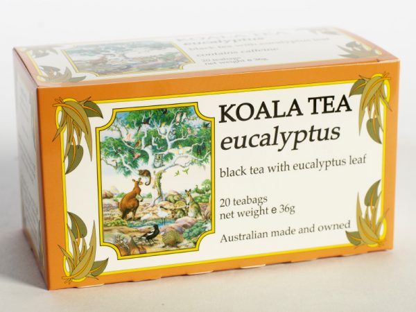 Eucalyptus Tea Certified Organic made by Koala Tea Company