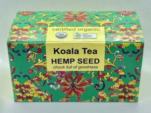 Hemp Seed Certified Organic Tea by Koala Tea Company