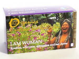 I Am Woman Certified Organic Tea by Koala Tea Company