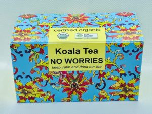 No Worries Certified Organic Tea by Koala Tea Company