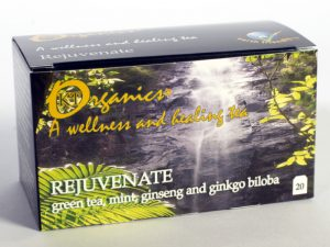 Rejuvenate Certified Organic Tea made by Koala Tea Company