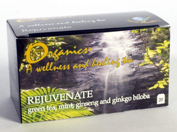 Rejuvenate Certified Organic Tea made by Koala Tea Company