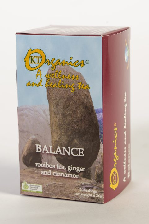KT-BALANCE Organic Tea