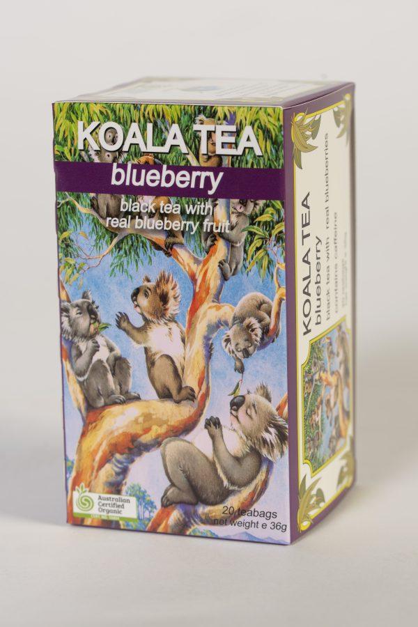 Organic Blueberry Tea