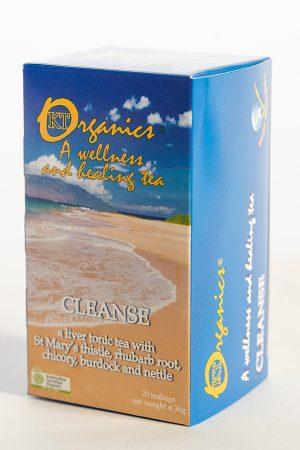 Cleanse Certified Organic Tea made by Koala Tea Company
