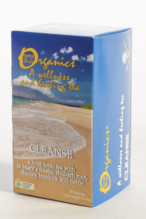 KT-CLEANSE Organic Tea