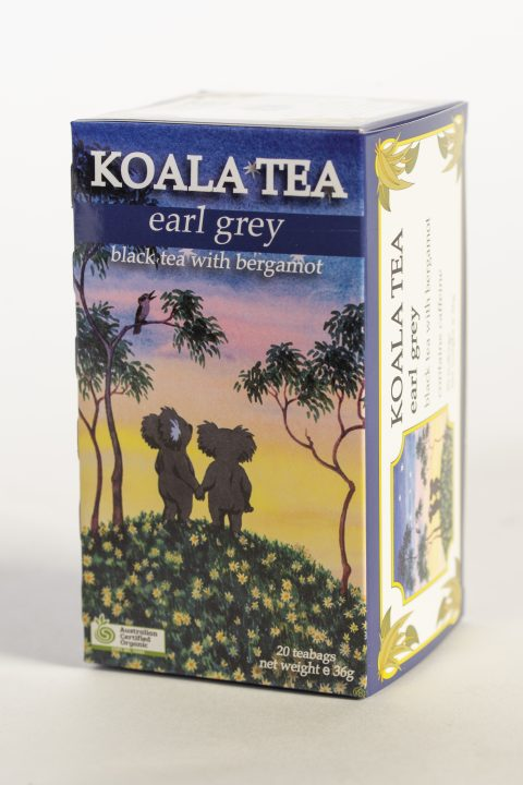 Earl Grey Certified Organic Tea by Koala Tea Company