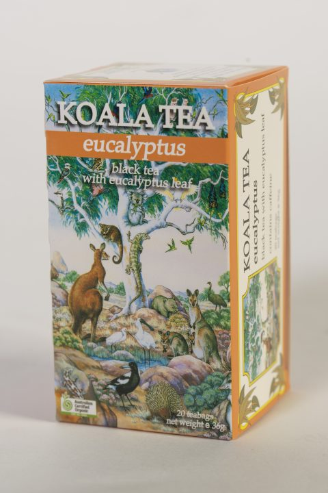 Eucalyptus Tea Certified Organic made by Koala Tea Company