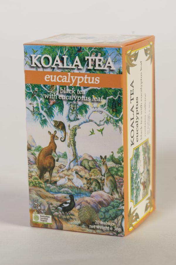 Organic Eucalyptus Tea