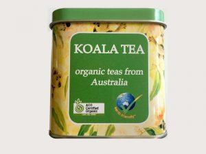 Koala Tea Mini Gift Tim - Certified Organic Herbal Tea