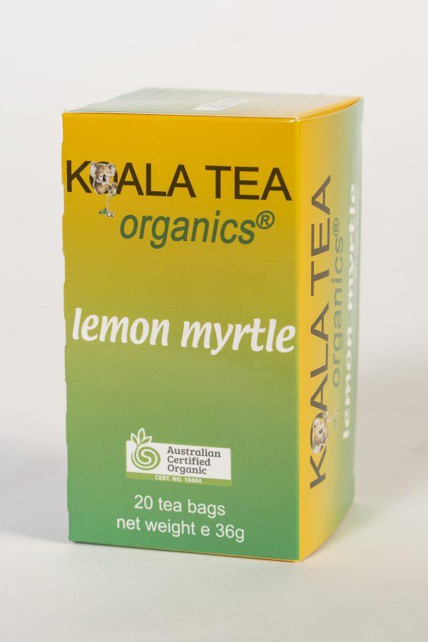Lemon Myrtle Tea