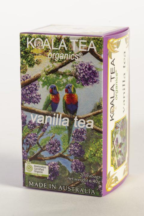 VANILLA Organic Tea