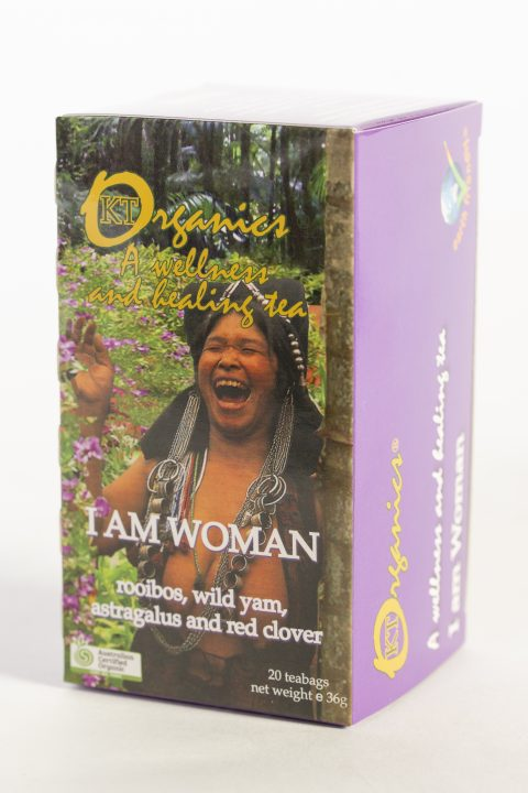 KT-I AM WOMAN Organic Tea