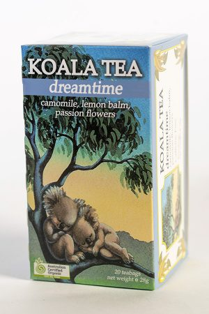 Dreamtime Certified Organic Tea by Koala Tea Company Original Pack